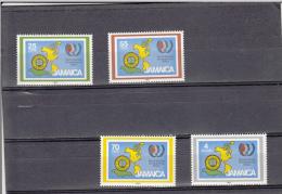Jamaica Nº 624 Al 627 - Jamaica (1962-...)