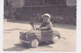 CARD GIOCATTOLI PHOTO AUTO BIMBO   -FG--2-0882-18527 - Games & Toys