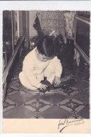 CARD GIOCATTOLI PHOTO AUTO TRENINO  BIMBO   -FG--2-0882-18528 - Games & Toys
