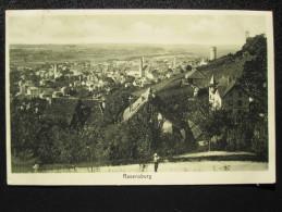 Old Postcard - Ravensburg, Panorama 1917 (WWI) - Ravensburg