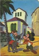Walt Disney :  Mickey Mouse  (  Format  15 X 10.5 Cm ) - Disney