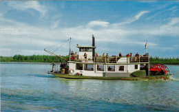 "The ""Discovery"", One Of The Last Active Sternwheelers, FAIRBANKS, Alaska, 1940-1960s - Fairbanks"