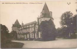 NEUVILLE-les-DECIZE - Château Du Creuset - Sonstige Gemeinden