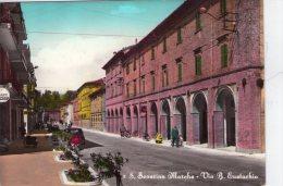 SAN  SEVERINO  MARCHE - Macerata