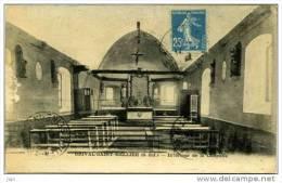 76 - ORIVAL SAINT HELLIER  - Intérieur De La Chapell - Other Municipalities