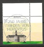 Germany 2013  Frieden Von Hubertusburg (o) Mi. 2985 - Used Stamps