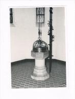 Beernem doopvont St. Amanduskerk