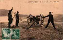 Artillerie Militaire Canon - 18, Constantine Le Canon Du Ramadan - Equipment