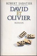 David Et Olivier Par Robert Sabatier - Unclassified