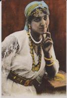 ALGERIE=FEMME......Jeune Mauresque - Algérie