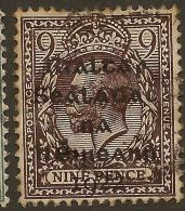 IRELAND 1922 9d Agate SG 8 U ZC352 - Oblitérés