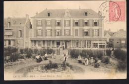 CAYEUX - SUR - MER . Grand Hôtel Des Bains . - Cayeux Sur Mer