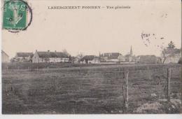 LABERGEMENT FOIGNEY 21 VUE GENERALE  BELLE CARTE RARE !!! - France