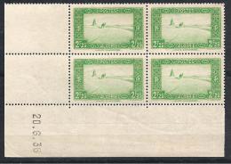 COIN DATE 1936 DU N ° 121 NEUF** TTB - Nuevos