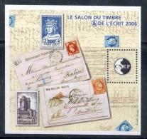 """#           ¤¤    Yvert CNEP N° 46  -  """"Salon Du Timbre Et De L'écrit 2006 - ¤¤ Neuf**  Luxe ¤¤ - CNEP"""