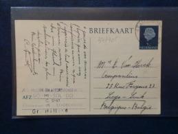 37/705      BRIEFKAART  7C - Postal Stationery