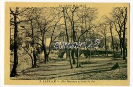 LASALLE - N° 2 - PRE NOUVEAU ET PONT DE FER - France