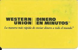 CAL555 - CALENDARIETTO 1999 - WESTERN UNION - Formato Piccolo : 1991-00