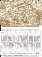 CAL559 - CALENDARIETTO 1999 - CARMELO ZANGARA - ROCCELLA JONICA - Formato Piccolo : 1991-00