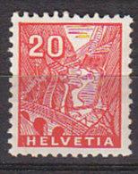 PGL BY396 - SUISSE SWITZERLAND Yv N°275 * - Ungebraucht