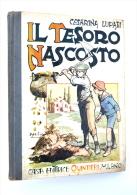 IL TESORO NASCOSTO - Cesarina LUPATI, Disegni ATTILIO MUSSINO - Quintieri, 1920 - Eerste Uitgaves
