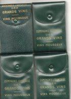 - Belle Collection De 4 Petits Albums Des Années 70/80 D´étiquettes De Vins Mousseux . - Old Paper