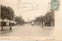 ALGERIE - L´ARBA - 6 - Rue Carnot - C. Brunel édit. L´Arba - Phot. LEROUX ALGER - - Andere Steden