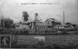 Puits Sainte Eugénie - Montceau Les Mines