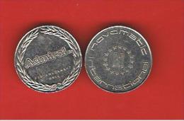 CASINOS ADMIRAL - FICHA DE JUEGO NOVOMATIC INTERNATIONAL - Monedas
