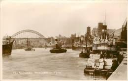 NEWCASTLE UPON TYNE           QUAYSIDE    CARGO REMORQUEUR - Newcastle-upon-Tyne