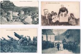 LOT N°2 DE 10 CPA De FRANCE Toutes Scannées - Cartes Postales
