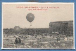 78 - MONTESSON --  Sartrouville --  Parc De M. Henry Deutch - Départ Du Ballon Sphérique - Montesson