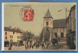 78 - MONTESSON -- Place De L'Eglise - Montesson