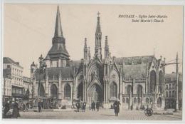France - Roubaix - Eglise Saint Martin - Roubaix