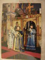 Monastère De Chevetogne - Eglise Orientale   -CINEY - NAMUR  D112138 - Ciney
