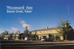 Westmark Inn, Beaver Creek, Yukon - Flavin A-12296-E Unused - Yukon