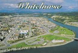Whitehorse, Yukon - Studio North L-8166-E Unused - Yukon