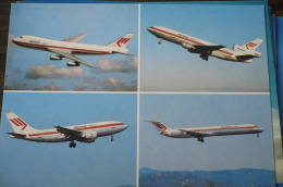 AIRLINE ISSUE /  CARTE COMPAGNIE          MARTINAIR HOLLAND - 1946-....: Moderne