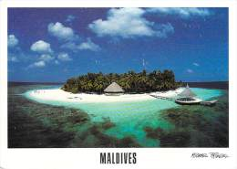 Asie > MALDIVES Ihuru Island D'après Photo Michael Friedel  (Editions: Michael Friedel BOOK MALDIVES N°23/1  *PRIX FIXE - Maldives