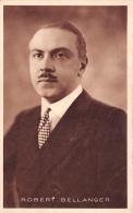 THEIL-de-BRETAGNE - Elections Législatives 1928 - Robert BELLANGER Candidat Républicain  - Constructeur Des Automobiles - Sin Clasificación
