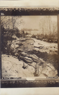 RP: Painting ; G. Munthe : Marts. , O. Vaering, Fot. , Norge / Norway , 00-10s - Norway