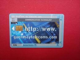 Phonecard Guernsey Used - [ 7] Jersey Und Guernsey