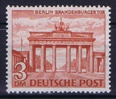 Berlin Mi Nr 59 MNH/**   1949