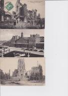 13 / 11 / 79  - Lot   DE  9  CPS  D' ARRAS  - Toutes  Scandées - Cartoline