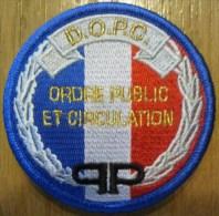 Ecusson Police Nationale - PP Odre Public Et Circulation (version 2) - Police & Gendarmerie