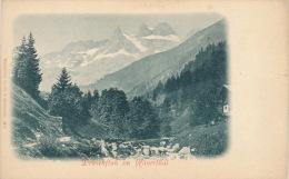 AUTRICHE - Drusenfluh Im Gauerthal - Autriche