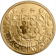 """POLONIA 2 ZLOTES 2.013 2013 Nordic Gold/Oro Nórdico """"Asociación De Discapacitados Mentales"""" T-DL-10.597 - Polonia"""