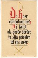 Bidprentje 53 De Raedt 1950 Priesterwijding Scheut - Religion & Esotericism
