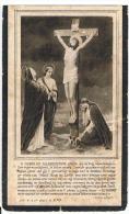 Bidprentje  Richez Lucas 1844 St-Jans-Hemelveerdegem /1923 Gentbrugge - Religión & Esoterismo