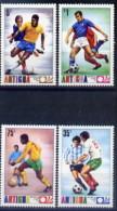 Antigua Série Complète BF CM 74 ** - Coppa Del Mondo